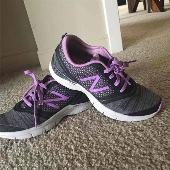 New Balance Shoes   Iso 711 Gray Purple